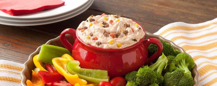 Creamy Goulash Dip Recipe | Hidden Valley®