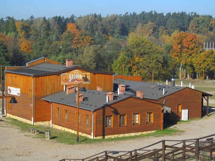 Miasteczko westernowe Mrongoville.  www.it.mragowo.pl