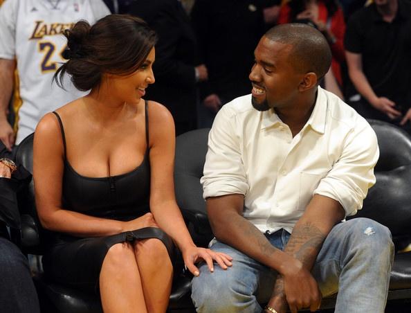 Kim Kardashian's Spring/Summer 2012 Givenchy Stretch Nappa Leather Dress: Kimkardashian, Kardashian Styles, Blog Catscatshotsaucefashion, Kanye West, Kardashian Pregnant, Lakers Games, West Baby, Happening In West, Lamborghini