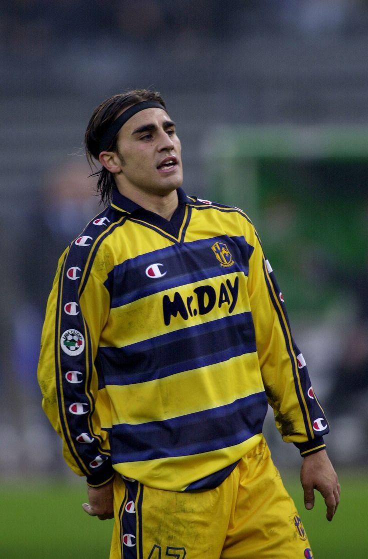 F.Cannavaro #9ine @Parma