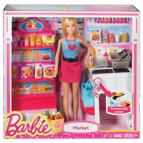Barbie Malibu Avenue Shops With Doll Assortment