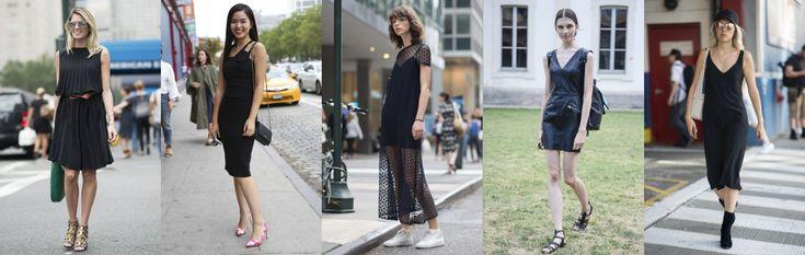 Mała czarna - sukienka na każdą okazję?