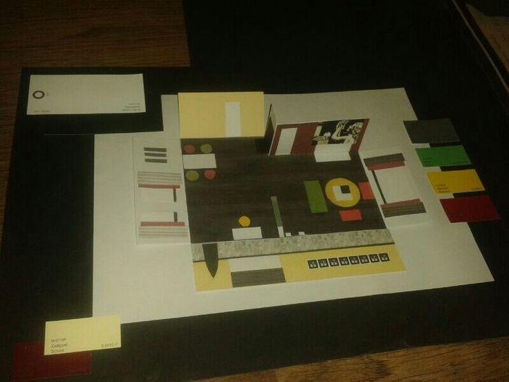 Kleurenplan