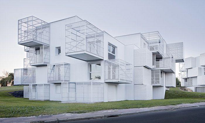 Světové vzory nájemního bydlení vystaveny v Praze