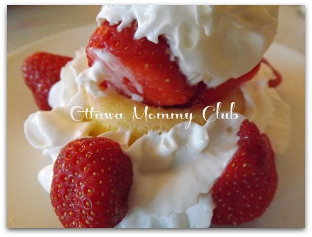 Easy Strawberry Shortcake #Recipe http://ottawamommyclub.ca/easy-strawberry-shortcake-recipe/