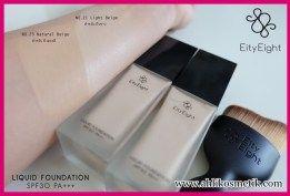 5.2 Warna Pilihan Eity Eight Liquid Foundation