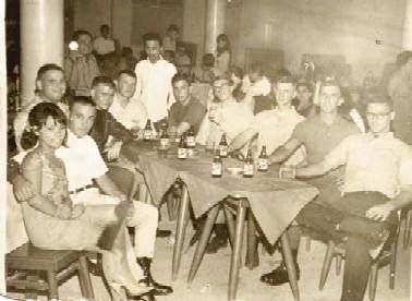 Subic Bay Olongapo Bar Girls 1968 | Seated (Left to Right ...
