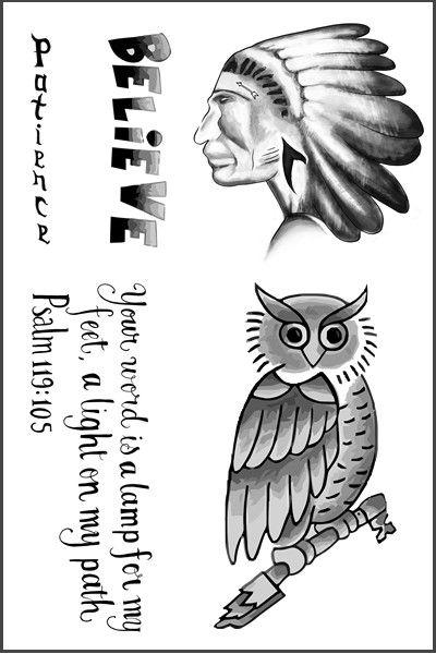 Justin Bieber Owl Sheet