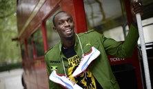 Photo #5 - July 29 - Track-Jamaica-Usain Bolt 131x222  USAIN BOLT. EN ROUTE VERS LA LÉGENDE  Usain Bolt a un objectif: devenir le plus grand sprinteur de tous les temps. Pour entrer définiti...