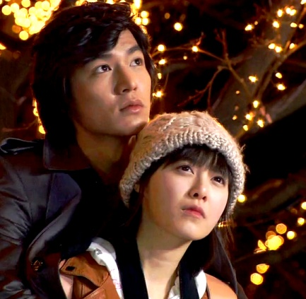 JiHoo to Jandi: There's no such thing as JunPyo's world or JanDi's world, just like you and I are from the same world. If  you want the same thing and you both work for it, that means you are together. - Boys  Over Flowers
