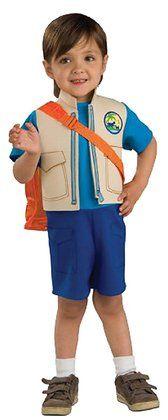 Rubies Nick Jr. Diego Costume w/ Backpack | Go, Diego, Go! #Halloween