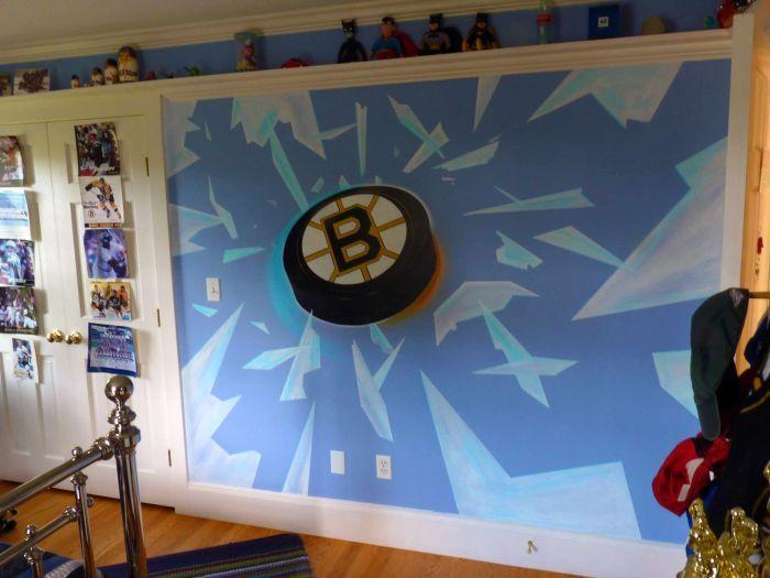 143 best ice hockey for Bruins bedroom ideas