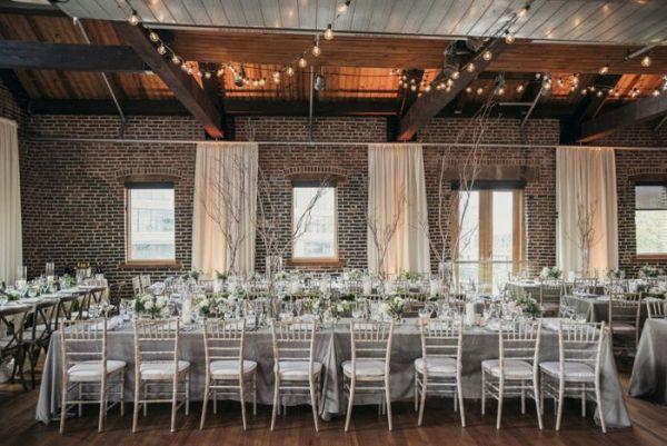 Modern white and green reception    #wedding #weddings #weddingideas #aislesociety #reallwedding