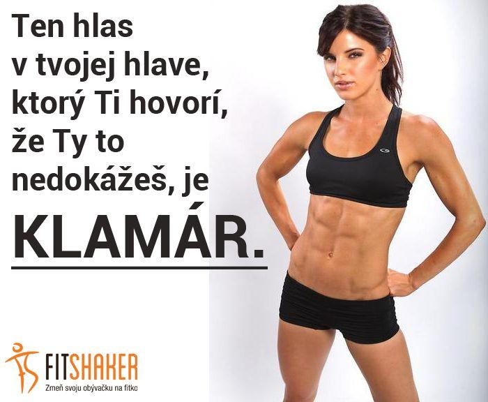 Ty to dokážeš!