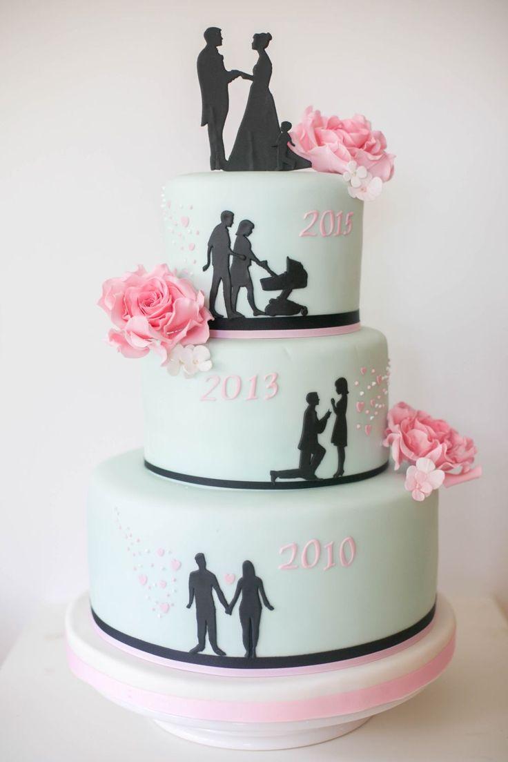 hochzeitstorte weddingcake scherenschnitt