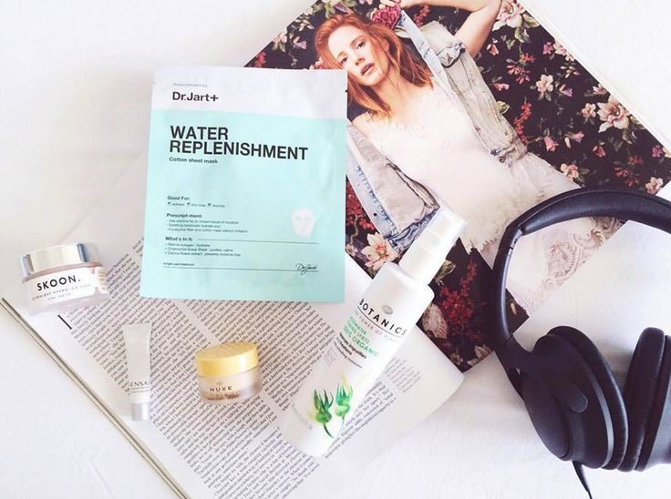 Your in-flight skincare menu to prevent dehydration. To order your Ruby Marine go to www.healthyskoongirl.co.za