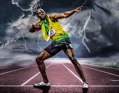 "Check out new work on my @Behance portfolio: ""Usain Bolt - Rio 2016"" http://be.net/gallery/41720483/Usain-Bolt-Rio-2016"