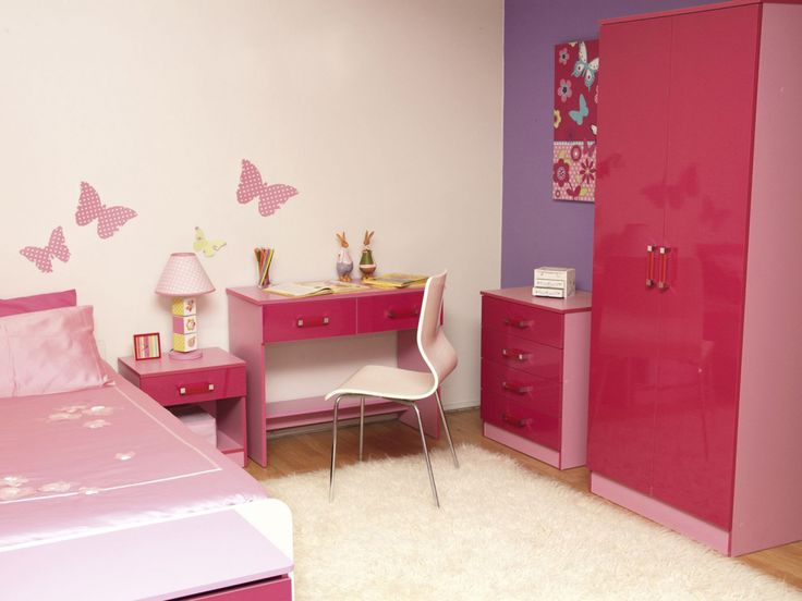 Best 25+ Pink childrens furniture ideas on Pinterest | Pink kids ...