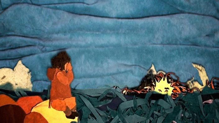 Nunavut Animation Lab: Qalupalik. This animated short tells the story of Qalupalik, a part-human sea monster that lives deep in the Arctic Ocean and preys on children who do not listen to ...