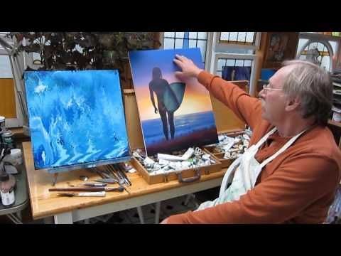 Oil Painting Tips, Tricks, Techniques. Things the other videos don't tell you. Tutorial