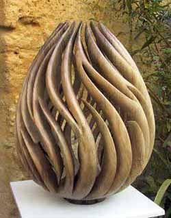 17 meilleures id es propos de sculpture en bois sur pinterest art en bois - Quel bois pour sculpter ...