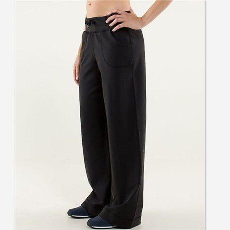 Wholesale retail New designer brand LULULEMON pants Cheap Yoga lulu lemon clothing Size 2 4 6 8 10 12 black lulu lemon pants-in Pants & Capr...