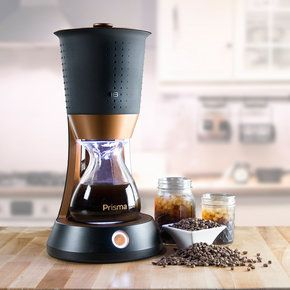 This Gadget Says It Will Make Cold Brew Coffee at Home in Just 10 Minutes