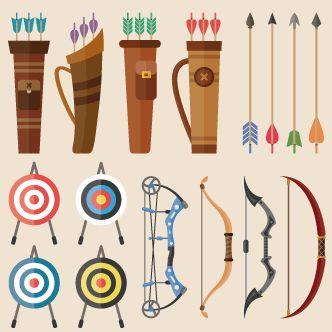 Ms de 25 ideas increbles sobre Arco con flechas en Pinterest