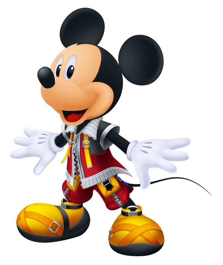kingdom hearts characters | Mickey Mouse - The Keyhole: Ye Olde Kingdom Hearts Fansite
