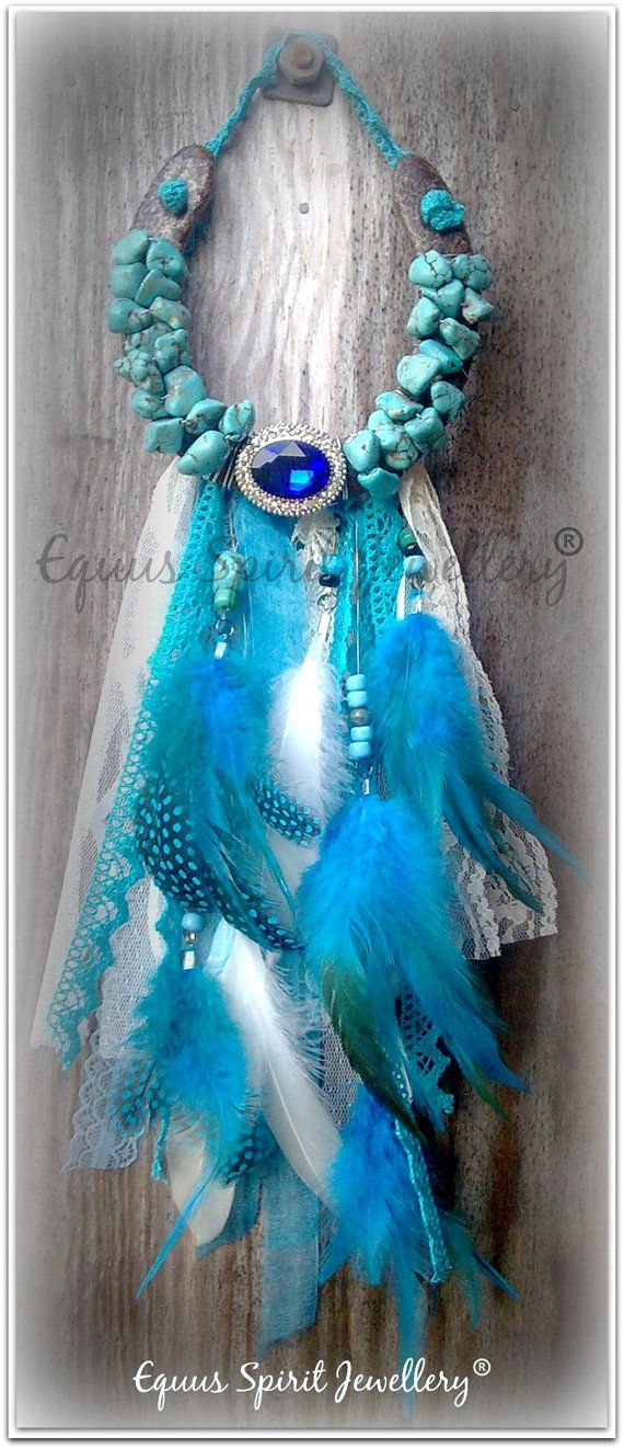 Turquoise Supreme gypsy gemstone good by EquusSpiritJewellery, £30.00