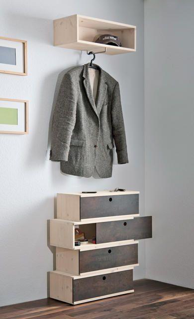 Garderobe Kleiner Flur