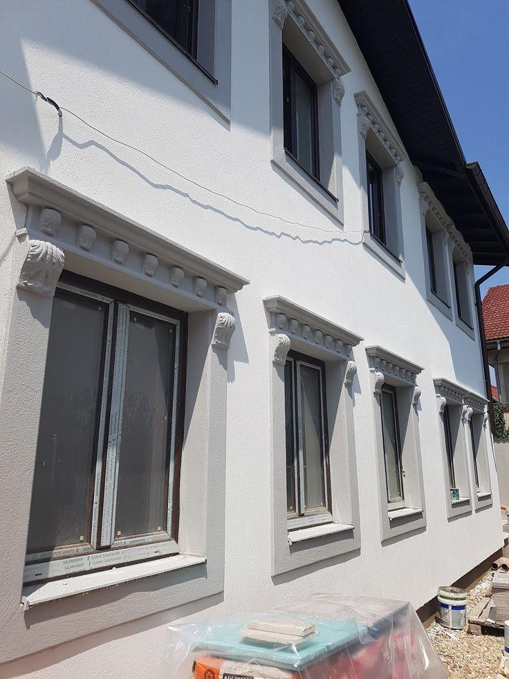 Proiect casa rezidentiala Bucuresti | Profile Decorative CoArtCo