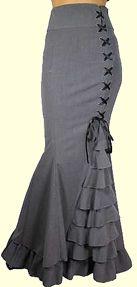 bonita falda para el flamenco. ole