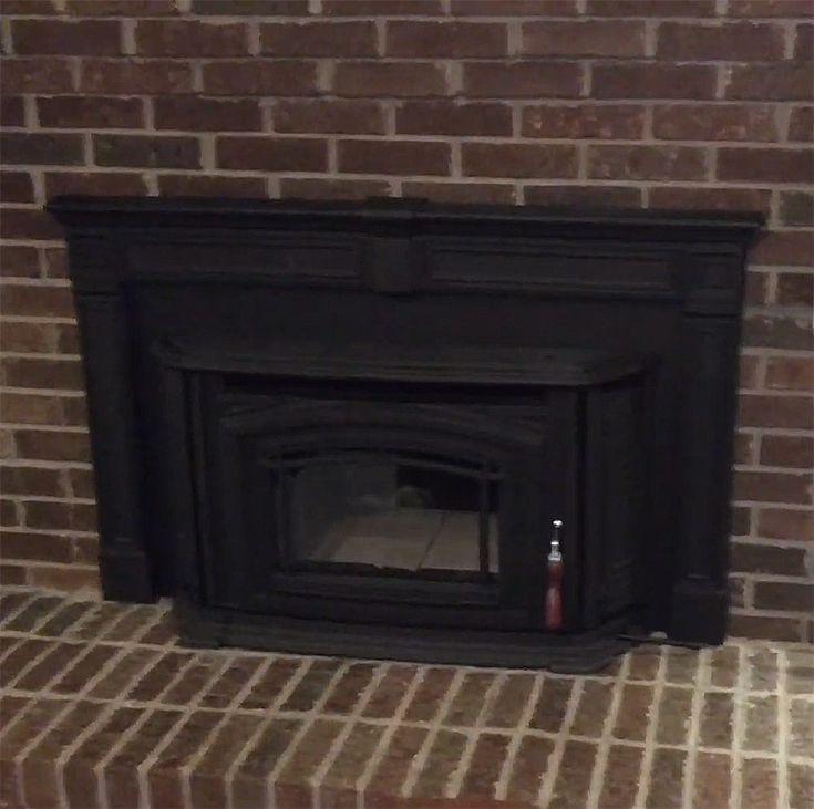 Fireplace Insert Pellet Stove Pellet Stove Inserts Pellet Stove
