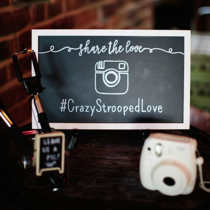 This Woman Comes Up With Creative Wedding Hashtags So You Don't Have To | Brides