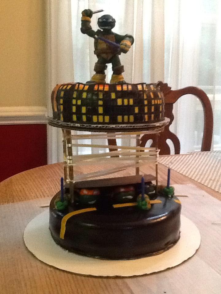 87 Best Turtles Cake En Cupcakes Images On Pinterest