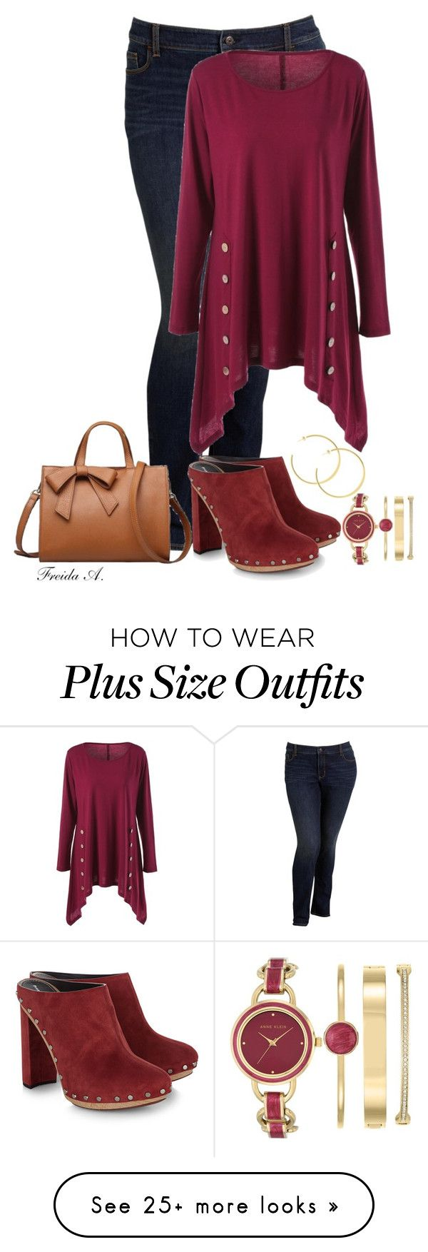 """""""(Outfit Only) New Years Eve"""" by freida-adams on Polyvore featuring Old Navy, Proenza Schouler and Anne Klein"""
