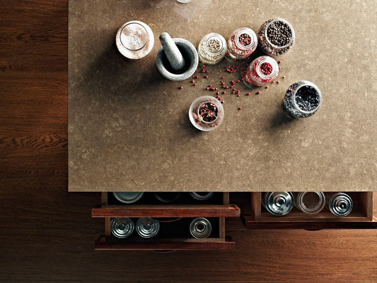 Caesarstone Classico 4360 Wild Rice: http://www.caesarstone.com/en/The-Catalog/Pages/4360%20Wild%20Rice.aspx