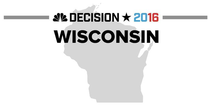 Presidential election results from the 2016 Wisconsin Democratic Primary and Wisconsin Republican Primary on April 5