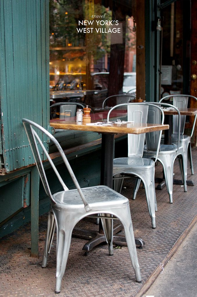 No trip to New York is complete without a lazy day spent in the West Village, where all you're...