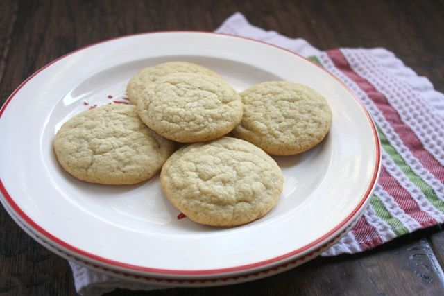 Cardamom Cookies - Awake at the Whisk