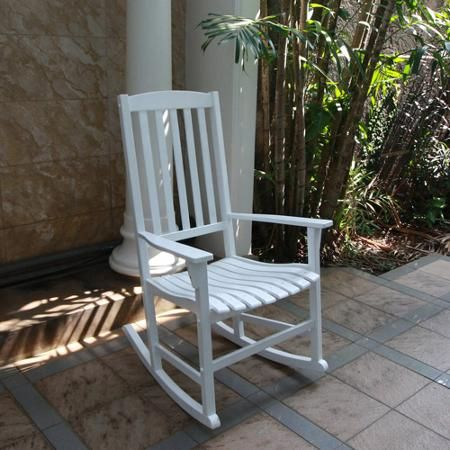 Mainstays Outdoor Rocking Chairs From Wal Mart Are A Classic Outdoor Accent  That Everyone Loves