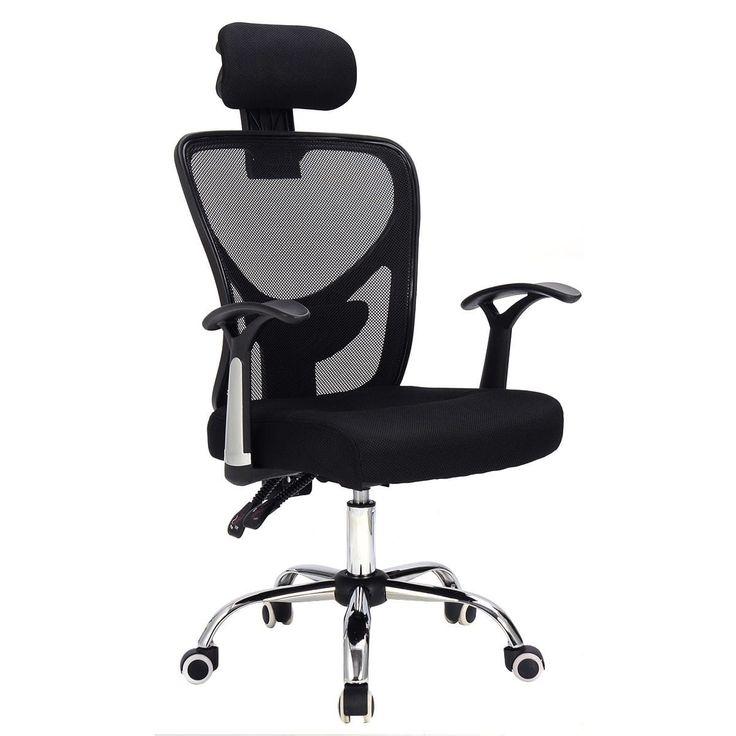 Costway ergonomic mesh high back office chair computer