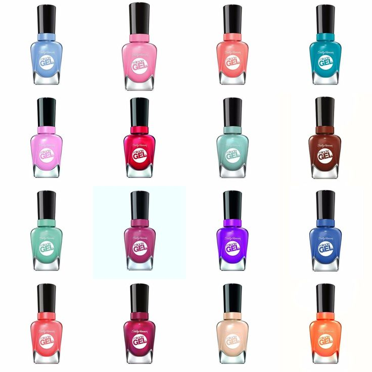 100% GenuineBest PricingFast ShippingSally Hansen Miracle Gel Polish LacquerAssorted Colors Check out my other listings.. Bonus: PayPal buyers get com... #choose #your #shade #lacquer #polish #hansen #miracle #nail #sally