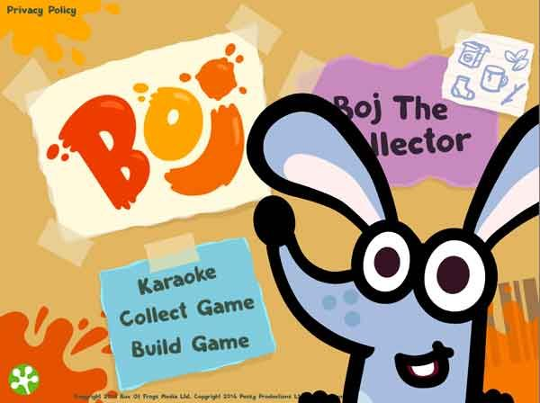 Boj - the collector! Appbook created from the episode with interactions, games and more! Find us on iTunes
