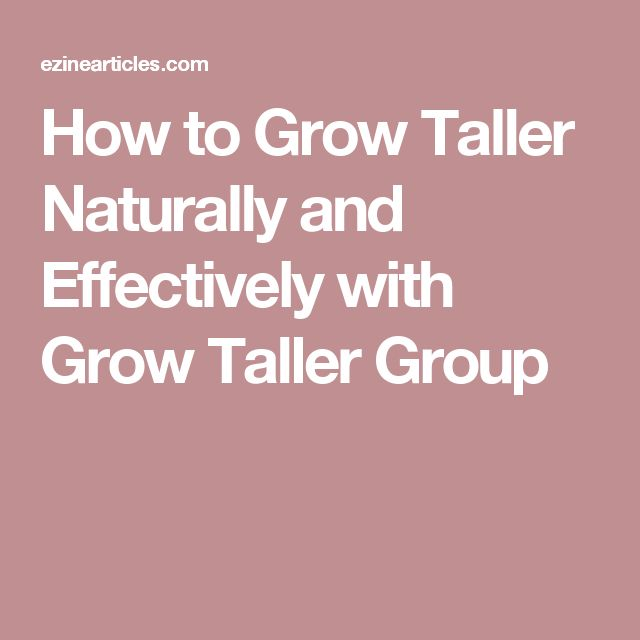how to grow taller with reflexology