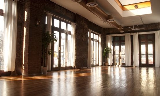 My favorite neighborhood yoga studio in New York City. What's ...