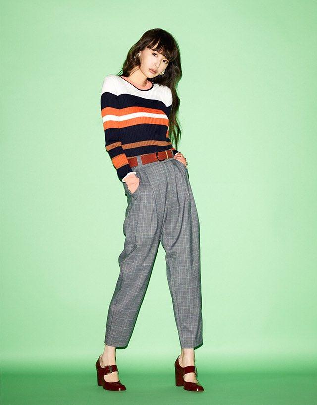 G.PAPER 流行時尚線上雜誌,輕鬆享受自由穿搭樂趣。