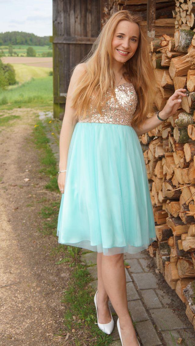 Outfit: Hochzeitsgast - Kleid 1 - GlamourSister.com