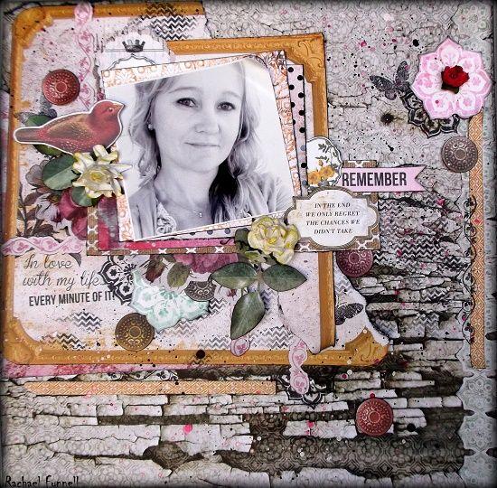 Kaisercraft - Be-YOU-tiful - Rachel Funnell